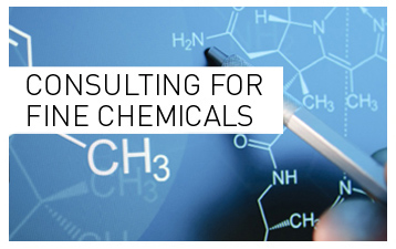 consulting for fine chemicals