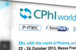 Logo CPhI Worldwide